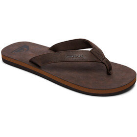 Quiksilver Molokai Nubuck Sandals Men Demitasse/Solid